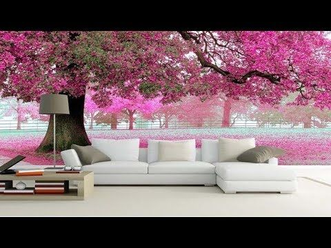 wallpaper ideas for living room india design photos gallery 3d walls in wallpapers designs bedroom youtube
