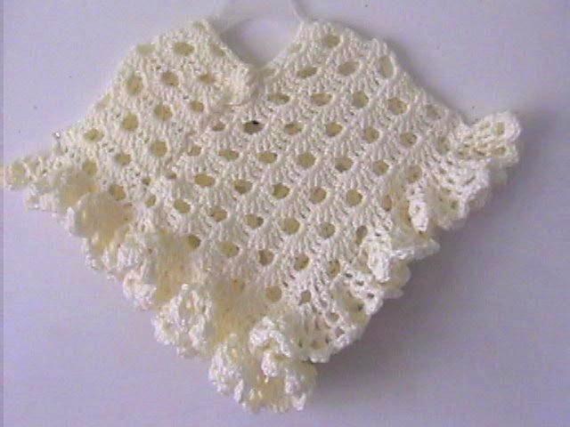 Free Printable Crochet Poncho Pattern | Tiggztoo\'s Pattern Store ...