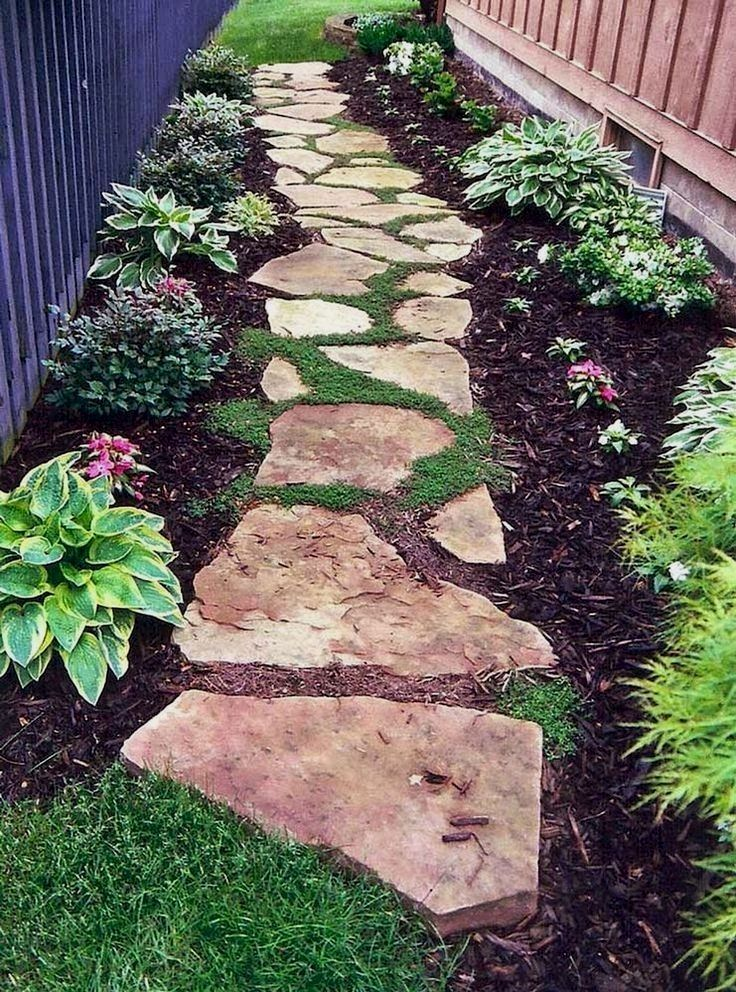 A well thought out and organised front yard design and landscaping