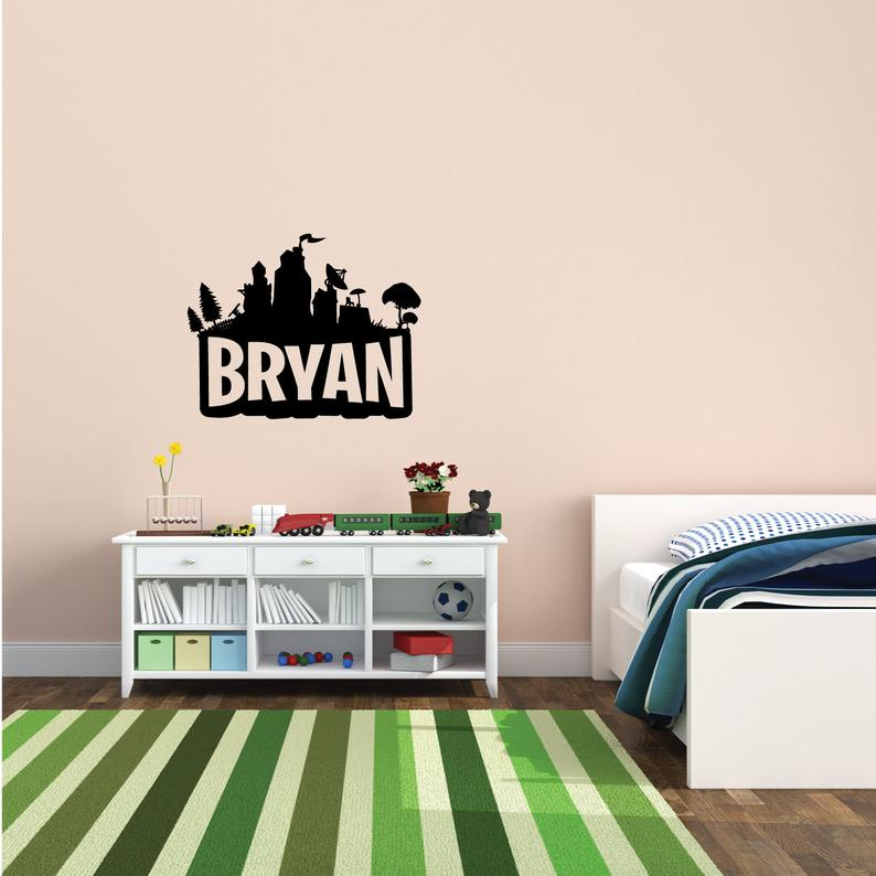 vinyl wall name 2011 removable wall safe lettering decal on wall stickers for bedroom id=74656