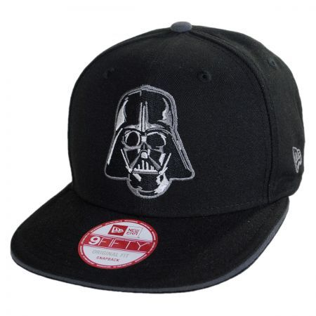 Star Wars Darth Vader 9Fifty Hero Sandwich Snapback Baseball Cap in ... 3dd5866150d