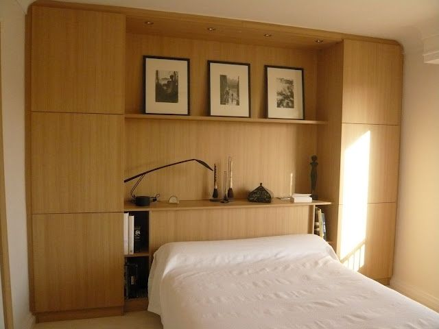 lit pont pont de lit modern bedroom design master bedroom et california closets. Black Bedroom Furniture Sets. Home Design Ideas