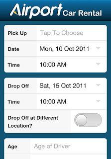 Airport Car Rental App Airport Rentals Worldwide Car Rental App Car Rental Invoice Template Word