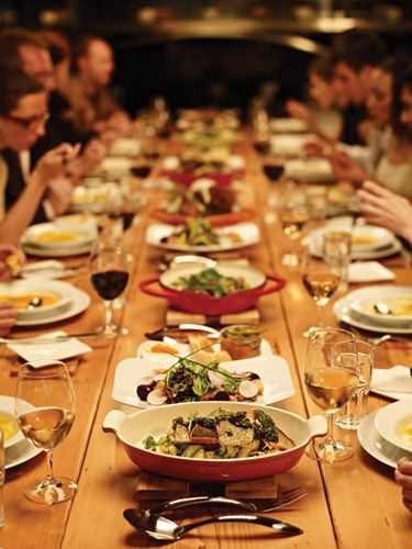 Tapas Family Style Dining The Big Day Planning Pinterest