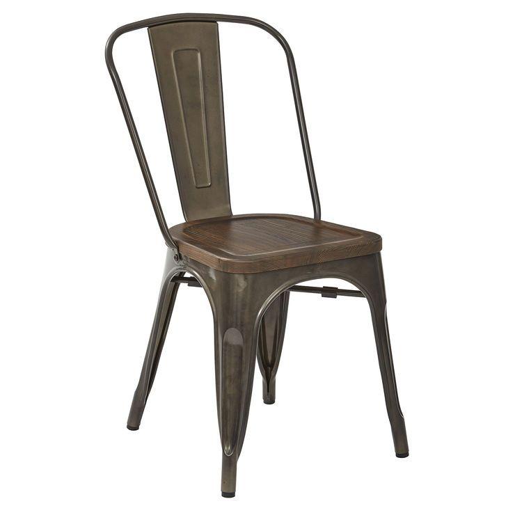 Dublin Metal Dining Chair