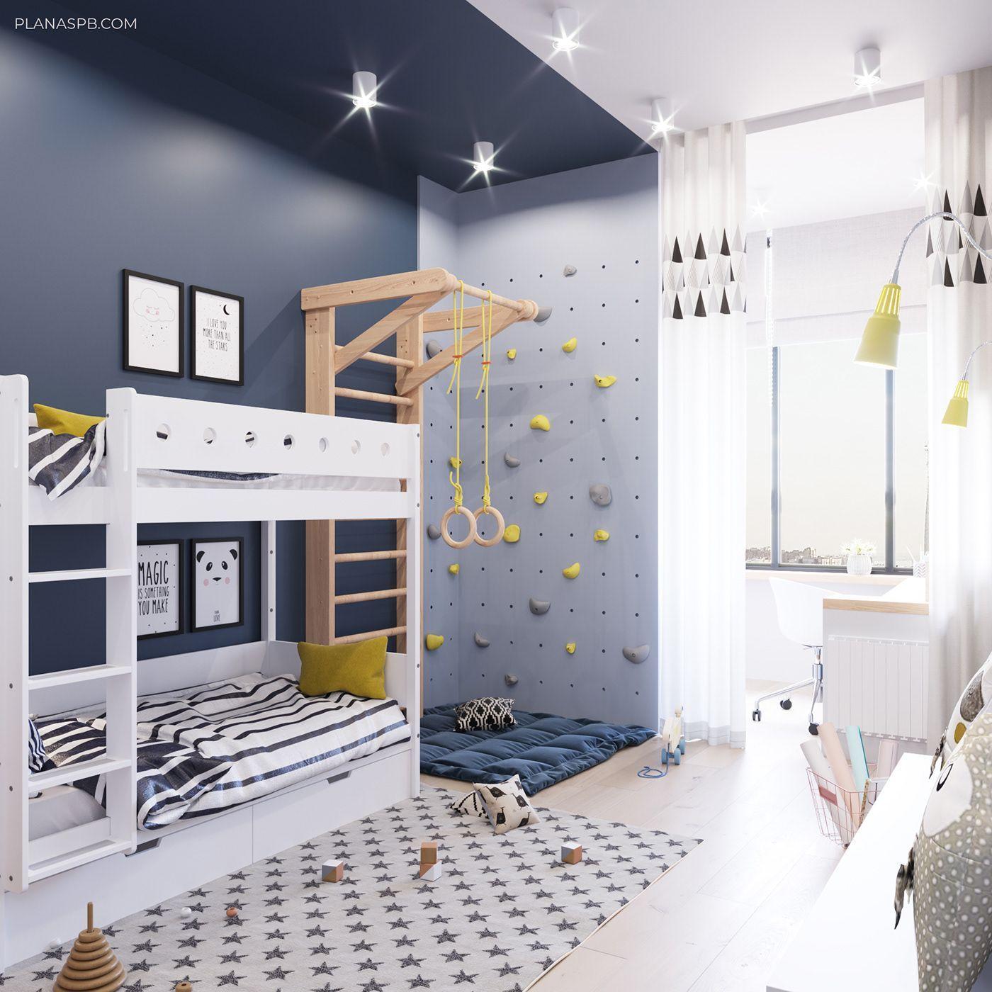 5 Most Fun Kid Room Design Ideas Cool Kids Rooms Kid Spaces