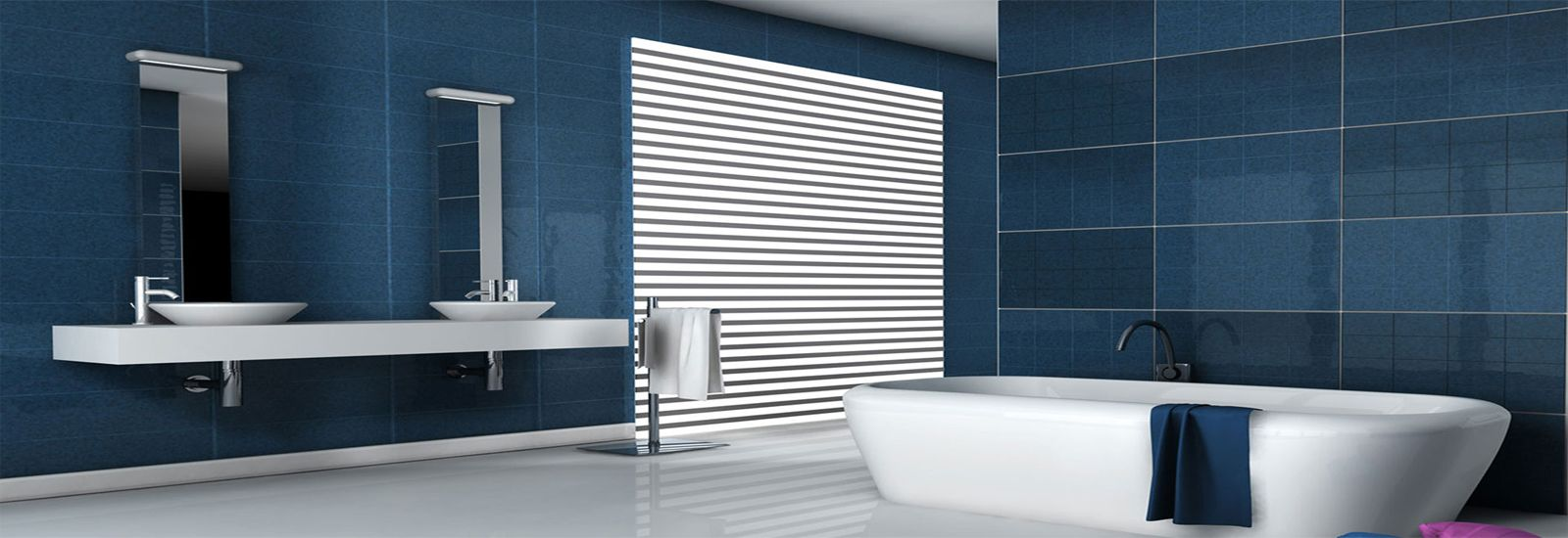 Most Wall Tile Is Glazed With A Fully Glossy Or Matt Type Thus Ceramic Wall Tiles Is Also As A Glossy Serie Bathroom Decor Bathroom Design Small Bathroom Decor