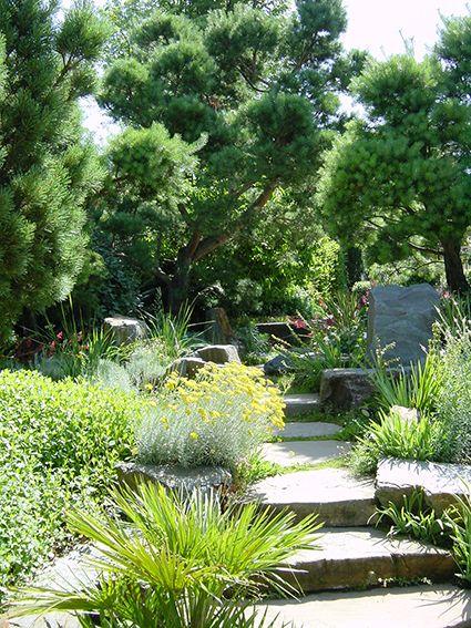 Projets Sustainable Garden Design Traditional Landscape Sustainable Garden