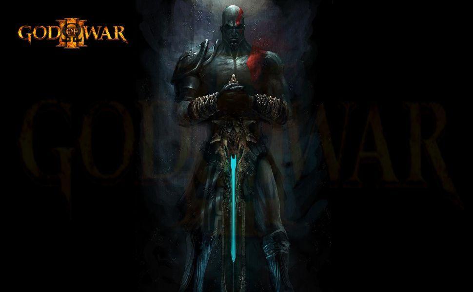 God Of War 3 Blade Of Olympus Hd Wallpaper God Of War