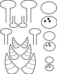 Monster Template   Yahoo Image Search Results  Bulletin Boards