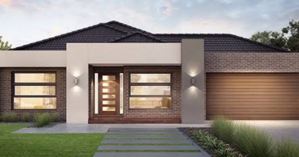 Image Result For Single Storey House Facade Design House Ideas