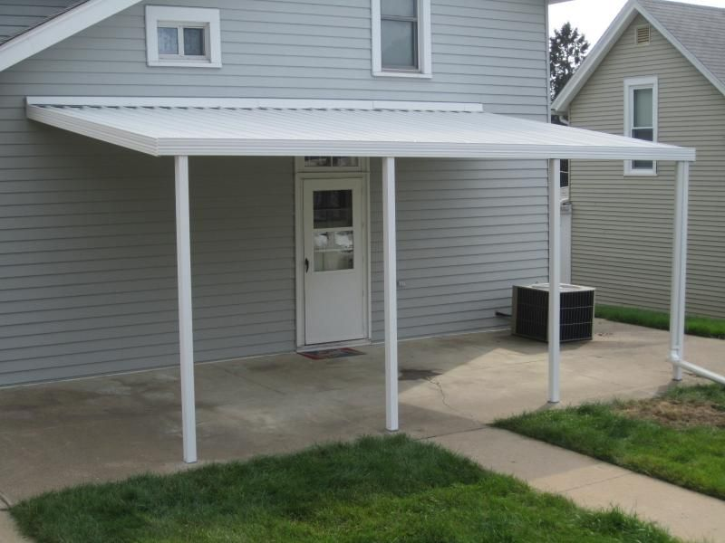 permanent awnings for home - Google Search (With images ...