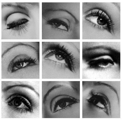 Garbo Eye Makeup Through The 1920s 30s Source Http Sourvix Tumblr Com Post 40066944808 Garbo Eye Makeup T Cat Eye Makeup Makeup Looks Tumblr 1930s Makeup