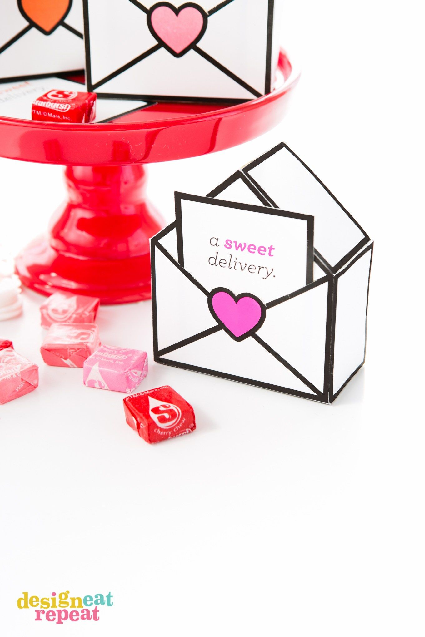 Fun Interactive Printable Valentine S Day Candy Boxes Free To