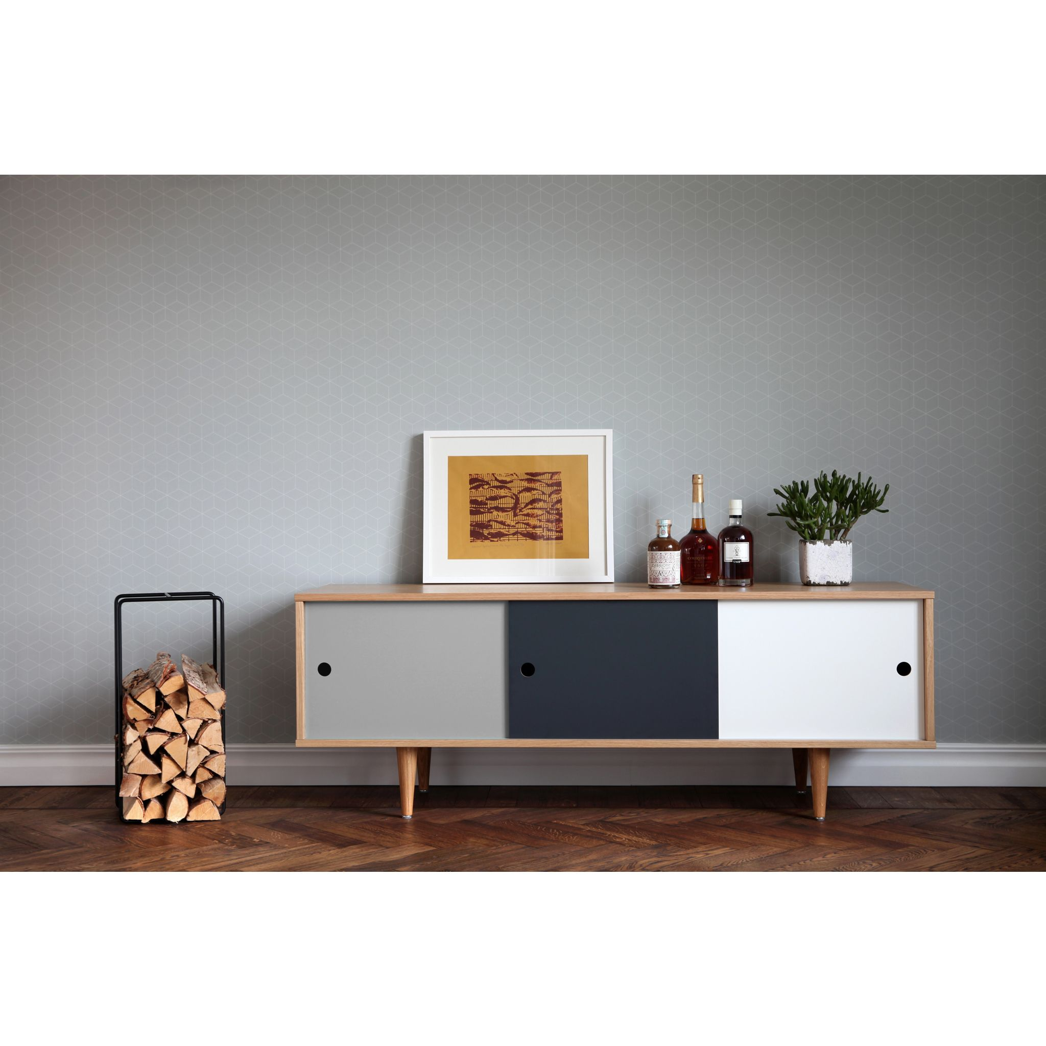 Kommode Skandinavisch Sideboard Lowboard Cosmo In 2019 Wohnen Sideboard Furniture