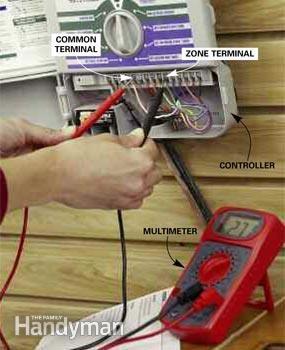 Do It Yourself Solutions To Irritating Irrigation Problems Sprinkler System Diy Sprinkler System Underground Sprinkler