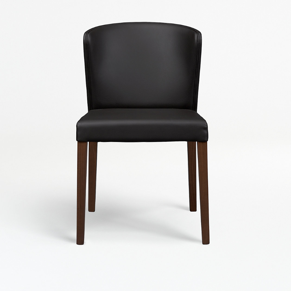 Curran Grey Dining Chair Reviews Crate And Barrel Brown Dining Chairs Dining Chairs Gray Dining Chairs