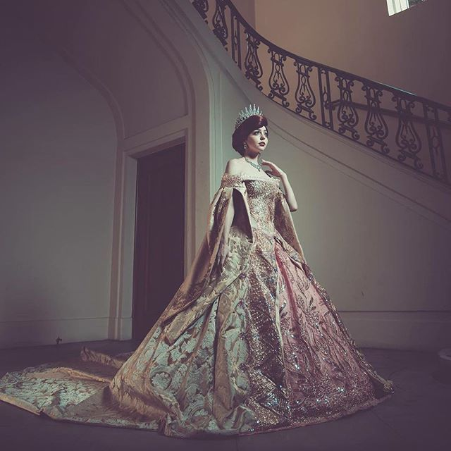 Inspired by Anastasia's coronation gown   The Best of ...