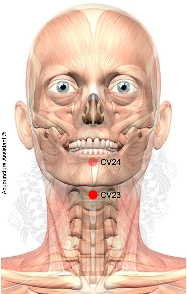 CV23-Lianquan-garganta seca, nodulos cuerdas vocales, úlceras lengua ...