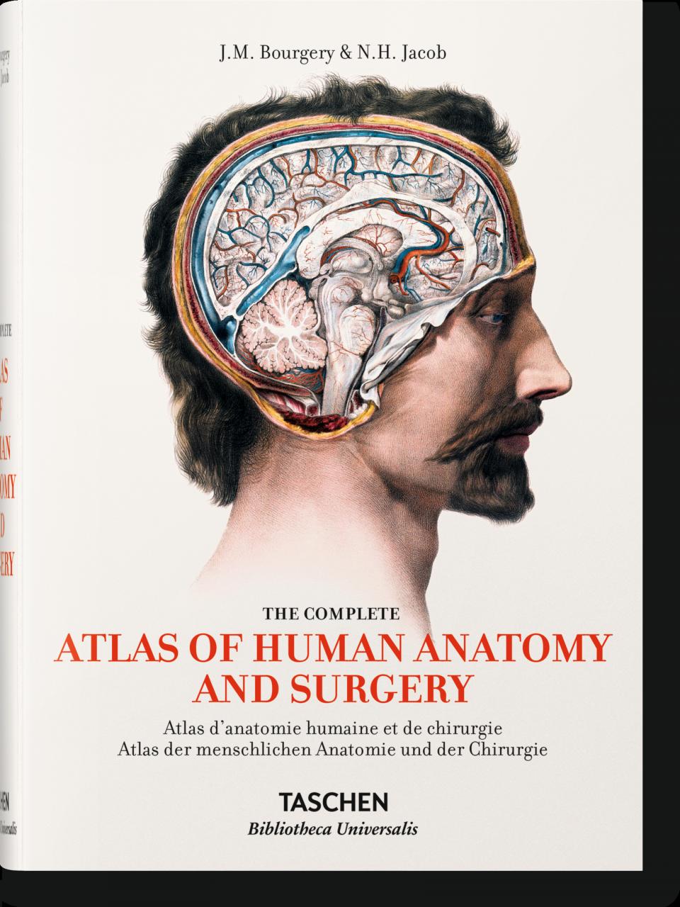 Bourgery. Atlas d\'anatomie humaine et de chirurgie | Let\'s buy this ...