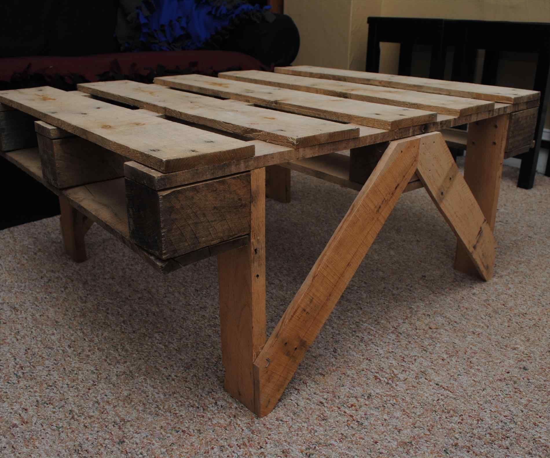 Shipping Pallet Dining Table Pallet Wood Coffee Table Coffee