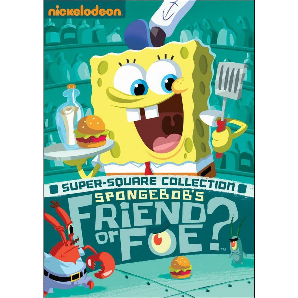 SpongeBob SquarePants: Friend or Foe (dvd_video)