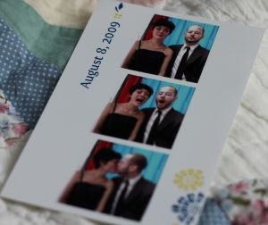 DYI photo booth and printer set-up*