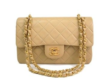 Chanel Classic Double Flaps Small Shoulder Bag. Get one of the hottest styles of the season! The Chanel Classic Double Flaps Small Shoulder Bag is a top 10 member favorite on Tradesy. Save on yours before they're sold out!