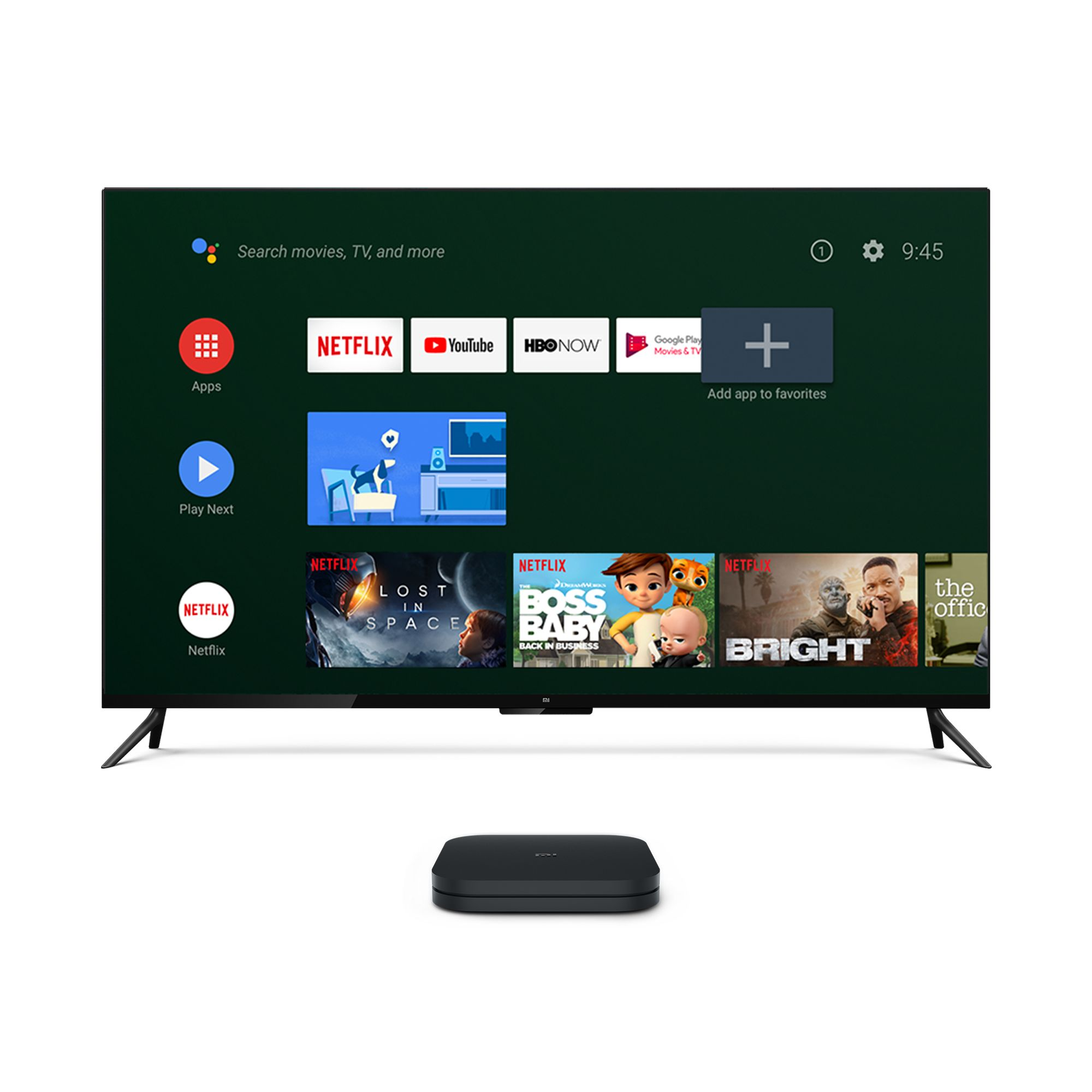 New Xiaomi Mi Box S Features Google Assistant, Android Oreo & Low