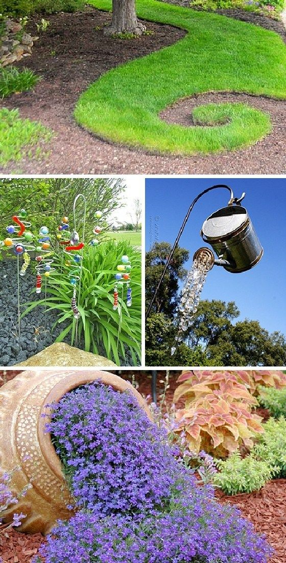 Wonderful Whimsical Fairy Garden Ideas and Decors Picture ...