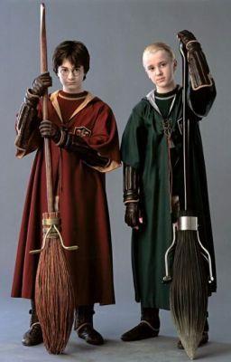 So Falsch Und Doch So Richtig Harry Potter Quidditch Harry Potter Film Harry James Potter