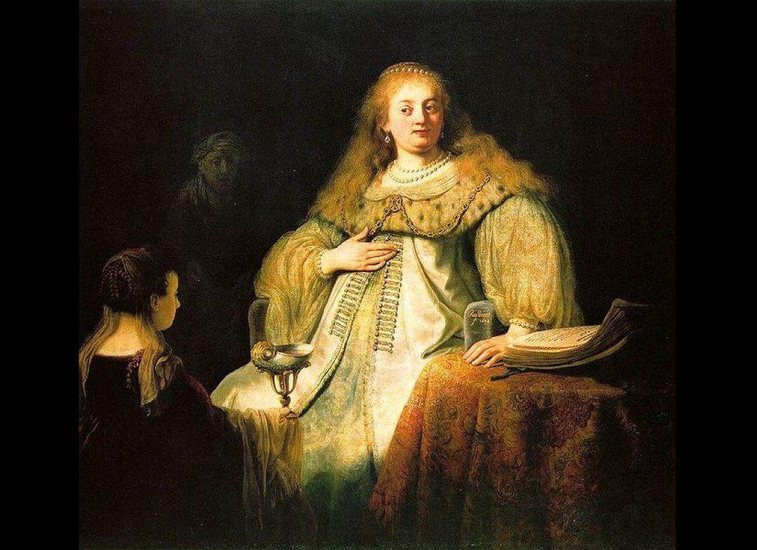 Рембрант ван Ријн рођендана:. 15 јул (ФОТО)