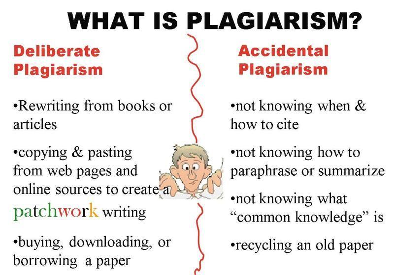 Pin On Edu527 When I Paraphrasing Plagiarism