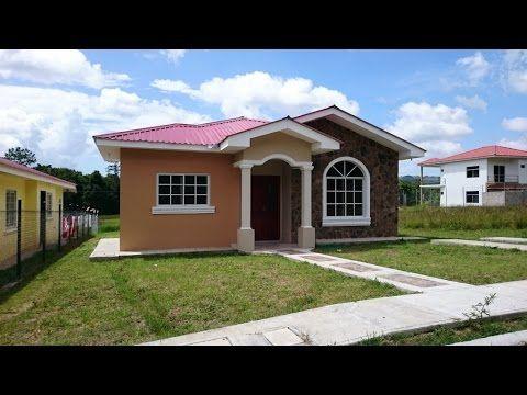 Venta de casas en honduras venta de casas en la esperanza for Fachadas de casas modernas en honduras