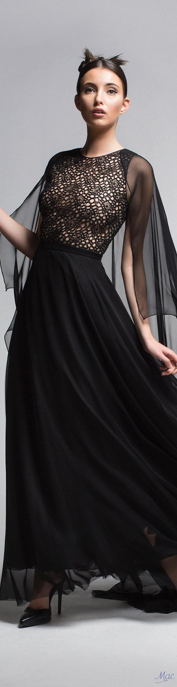 Fall 2016 Haute Couture - Aiisha Ramadan