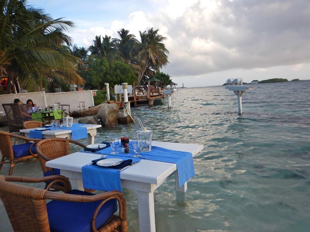 The Flying Fishbone Fish Bone Aruba Restaurants Trip Advisor