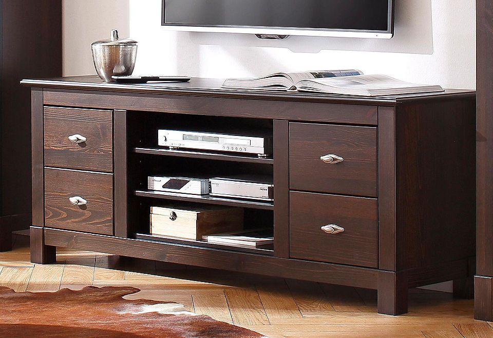 Home affaire TV-Lowboard »Rauna«, Breite 150 cm Jetzt bestellen - skandinavischer landhausstil wohnzimmer