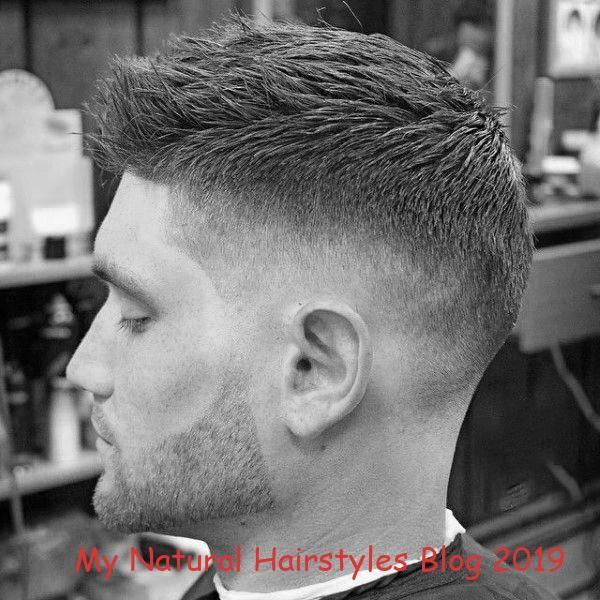 60 kurze frisuren für männer mit dünnem haar - feine