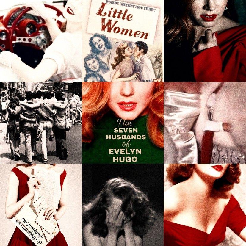 The Seven Husbands Of Evelyn Hugo Los Siete Maridos De Evelyn Hugo Em 2020 Fanart Marido Livros