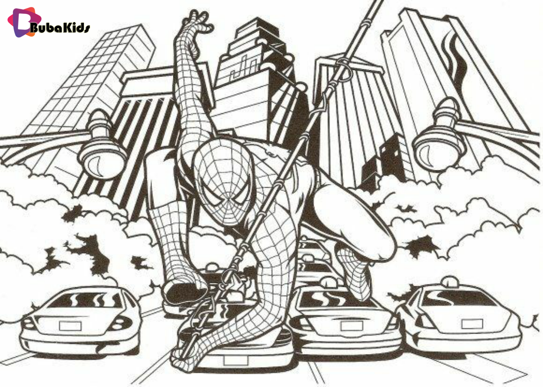 Amazing Spiderman Coloring Pages Amazing Coloring Pages Printable Spiderman Amazing Colo Spiderman Coloring Free Coloring Pages Coloring Pages For Kids
