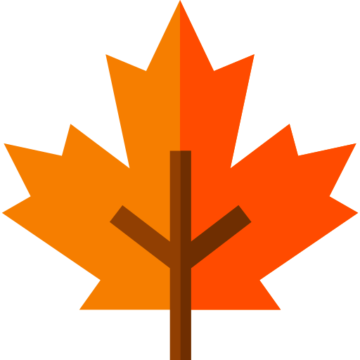 Maple Leaf Free Vector Icons Designed By Freepik In 2020 Vector Icon Design Vector Free Free Icons