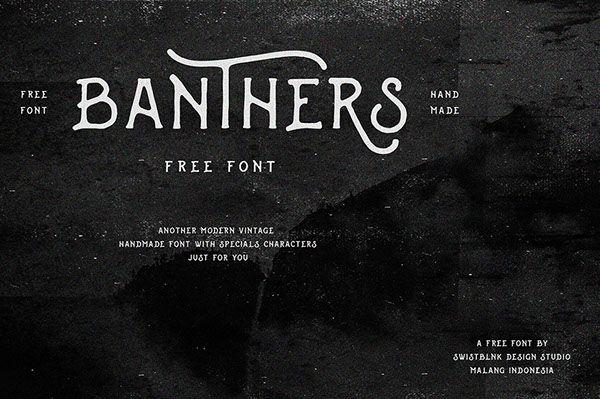 Dealjumbo Free Bundle vol.5 – 30 Custom Fonts! on Behance