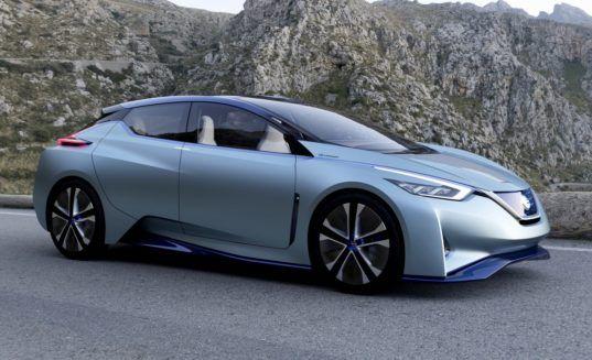 Nissan Is Working On A New 340 Mile Range Electric Car Korea Fancy