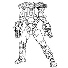 Top 20 Free Printable Iron Man Coloring Pages Online Superhero Coloring Pages Superhero Coloring Avengers Coloring Pages