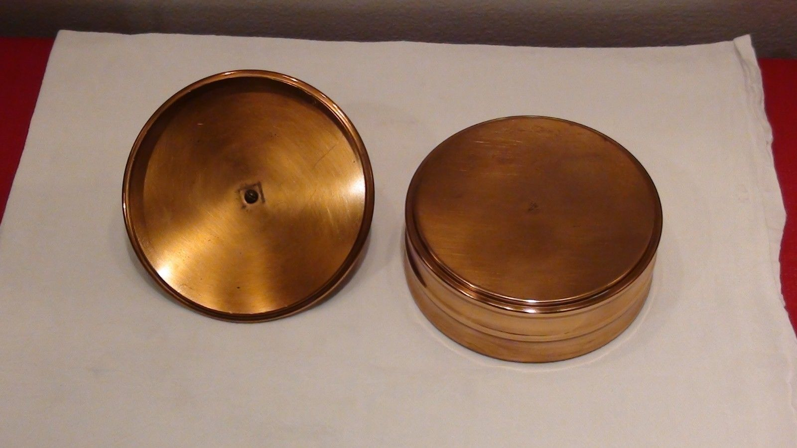 Chase Brass and Copper One Tray Box | eBay