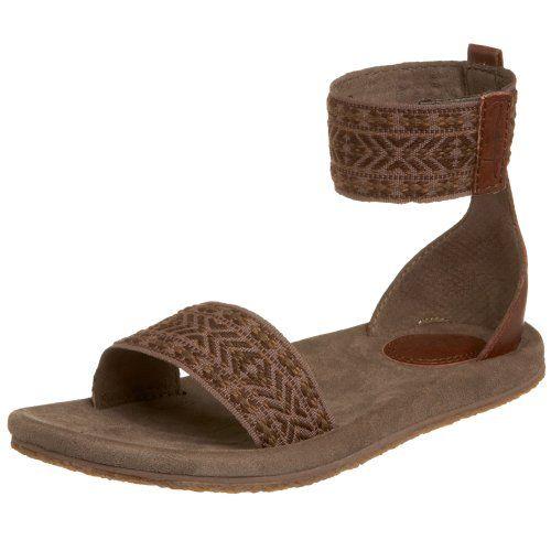 abde409a3407 Teva Women s Anna Ankle Wrap Sandal