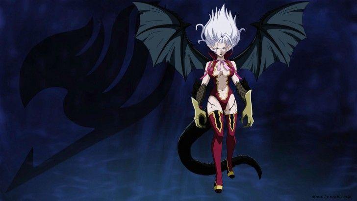 Fairy Tail Mirajane Demon Satan Wallpaper Hd 4013 Mirajane Satan Soul Fairy Tail Anime Watch sword art online ii. pinterest