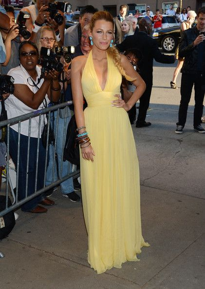 """Blake Lively Photos: """"Savages"""" New York Premiere - Outside Arrivals"""