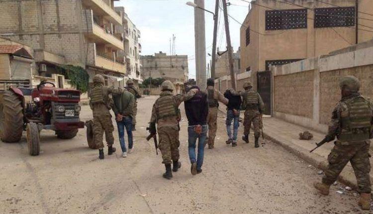 8220 الجيش الوطني السوري 8221 الموالي لانقرة يستمر في ارتكاب الانتهاكات بحق اهالي عفرين وهذه اخرها