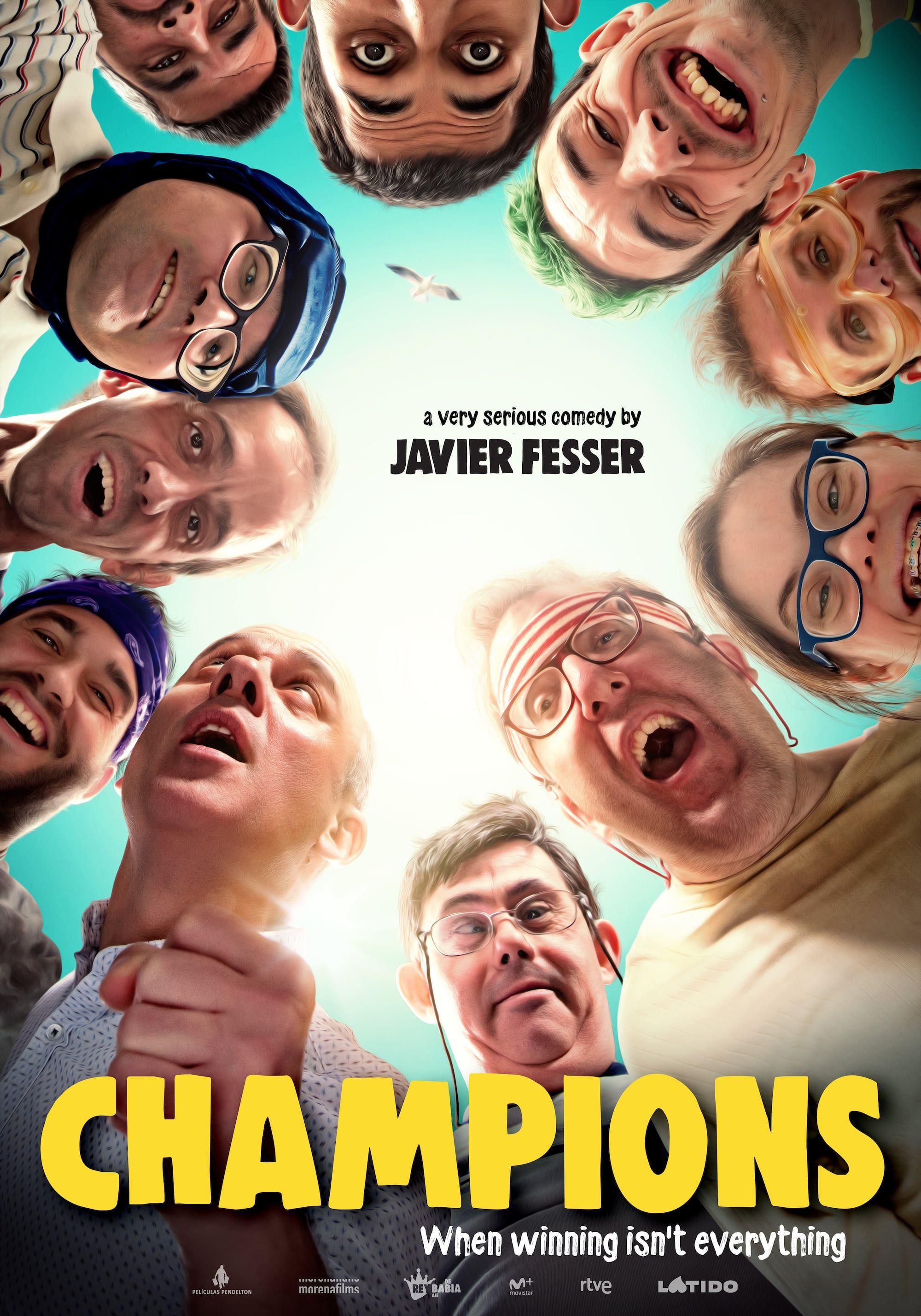 later aliexpress hot sales Champions (2018) complet Téléchargements for free | Run the ...